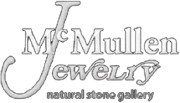 McMullen Jewelry Natural Stone Gallery